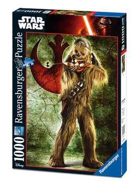 Star Wars Ultimate Collection Chewbacca Puzzle;Puzzle da Adulti - immagine 1 - Ravensburger