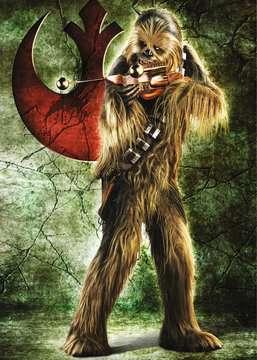 Star Wars Ultimate Collection Chewbacca Puzzle;Puzzle da Adulti - immagine 2 - Ravensburger