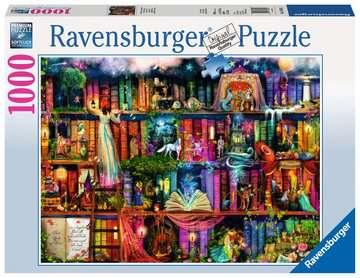 Puzzle 1000 p - Contes magiques / Aimee Stewart Puzzle;Puzzle adulte - Image 1 - Ravensburger