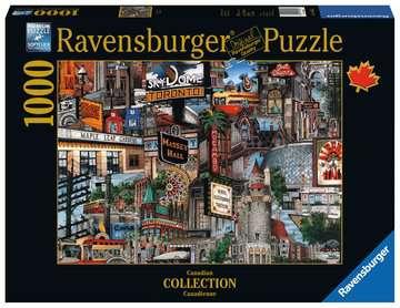 Mon Toronto Puzzles;Puzzles pour adultes - Image 1 - Ravensburger