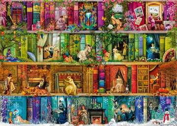 A Stitch in Time, 1000pc Puzzles;Adult Puzzles - image 1 - Ravensburger