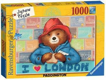 Paddington Bear, 1000pc Puzzles;Adult Puzzles - image 1 - Ravensburger