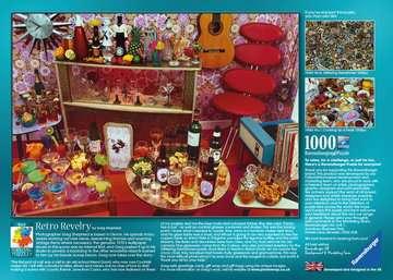 Perplexing Retro Revelry, 1000pc Puzzles;Adult Puzzles - image 4 - Ravensburger