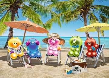 Gelinis im Sommerurlaub Puzzle;Erwachsenenpuzzle - Bild 2 - Ravensburger