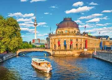 WYSPA MUZEÓW BERLIN 1000 EL. Puzzle;Puzzle dla dorosłych - Zdjęcie 2 - Ravensburger