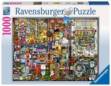 Colin Thompson: Erfindergeist Puzzle;Erwachsenenpuzzle - Bild 1 - Ravensburger