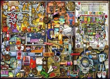 Colin Thompson: Erfindergeist Puzzle;Erwachsenenpuzzle - Bild 2 - Ravensburger