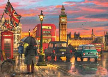 London - Westminster Reflections, 1000pc Puzzles;Adult Puzzles - image 2 - Ravensburger