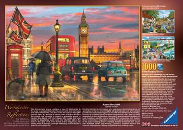 London - Westminster Reflections, 1000pc Puzzles;Adult Puzzles - image 3 - Ravensburger