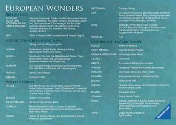 Puzzle 1000 p - European Wonders Puzzle;Puzzles adultes - Image 5 - Ravensburger