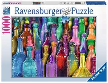 Colorful Bottles Jigsaw Puzzles;Adult Puzzles - image 1 - Ravensburger
