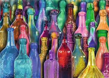 Colorful Bottles Jigsaw Puzzles;Adult Puzzles - image 2 - Ravensburger