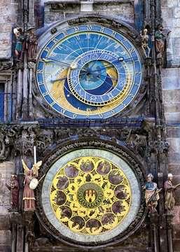 ZEGAR ASTRONOMICZNY - 1000EL. Puzzle;Puzzle dla dorosłych - Zdjęcie 2 - Ravensburger