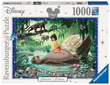 Disney Collector s Edition - Jungle Book, 1000pc Puslespil;Puslespil for voksne - Billede 1 - Ravensburger