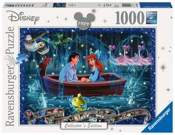 Puzzle 1000 p - La Petite Sirène (Collection Disney) Puzzle;Puzzle adulte - Image 1 - Ravensburger
