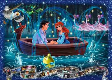 Disney Collector s Edition - Little Mermaid, 1000pc Puslespill;Voksenpuslespill - bilde 2 - Ravensburger