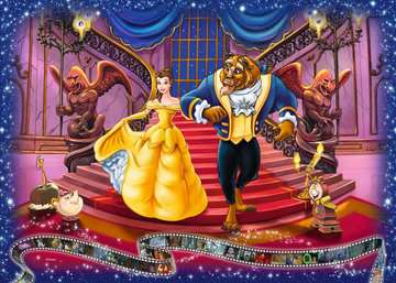 Disney Collector s Edition Beauty & the Beast, 1000pc Puslespil;Puslespil for voksne - Billede 2 - Ravensburger