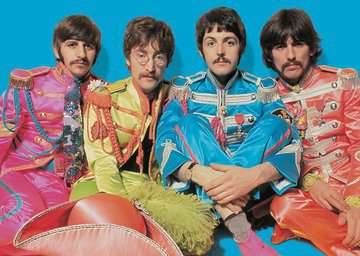 Beatles: Sgt. Pepper Jigsaw Puzzles;Adult Puzzles - image 2 - Ravensburger