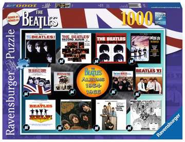 Beatles: Albums 1964-1966 Jigsaw Puzzles;Adult Puzzles - image 1 - Ravensburger