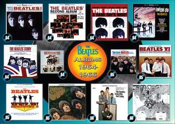 Beatles: Albums 1964-1966 Jigsaw Puzzles;Adult Puzzles - image 2 - Ravensburger