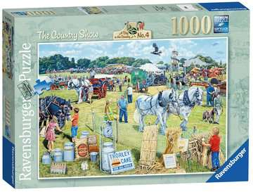 Day in the Country - The Country Show, 1000pc Puzzles;Adult Puzzles - image 1 - Ravensburger