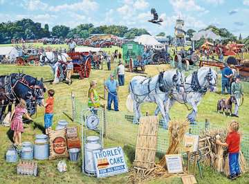 Day in the Country - The Country Show, 1000pc Puzzles;Adult Puzzles - image 2 - Ravensburger