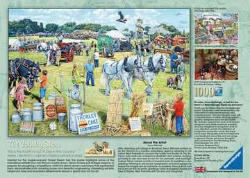 Day in the Country - The Country Show, 1000pc Puzzles;Adult Puzzles - image 3 - Ravensburger