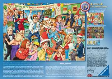 Best of British - Office Christmas Party, 1000pc Puzzles;Adult Puzzles - image 3 - Ravensburger