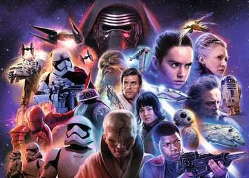 Star Wars Collection VIII, 1000pc Puzzles;Adult Puzzles - image 2 - Ravensburger