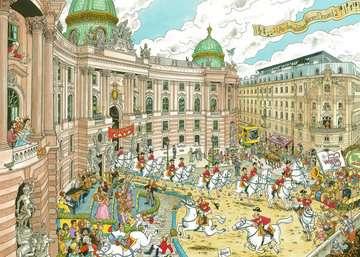 Fleroux - Wenen, cities of the world Puzzels;Puzzels voor volwassenen - image 2 - Ravensburger
