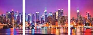 NEW YORK TRYPTYK 1000 EL. Puzzle;Puzzle dla dorosłych - Zdjęcie 2 - Ravensburger