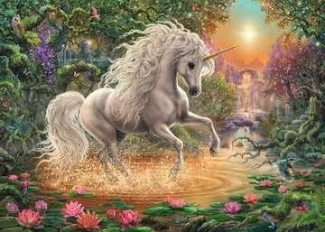 Mystical Unicorn Puslespil;Puslespil for voksne - Billede 2 - Ravensburger