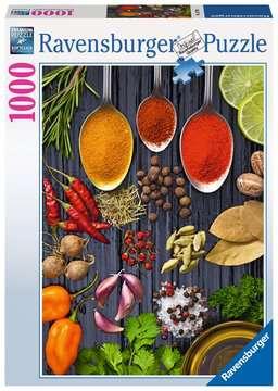 Herbs and Spices Puslespil;Puslespil for voksne - Billede 1 - Ravensburger