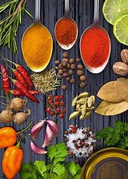 Herbs and Spices Puslespil;Puslespil for voksne - Billede 2 - Ravensburger