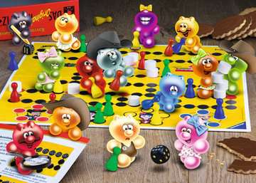 19795 Erwachsenenpuzzle Spieleabend bei den Gelini von Ravensburger 2