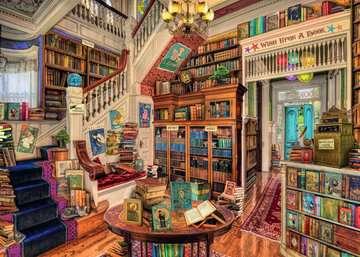 The Fantasy Bookshop, 1000pc Puzzles;Adult Puzzles - image 2 - Ravensburger