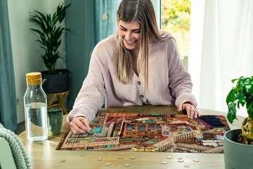 The Fantasy Bookshop, 1000pc Puzzles;Adult Puzzles - image 3 - Ravensburger