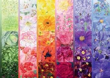 The Gardener s Palette - Cottage Garden, 1000pc Puzzles;Adult Puzzles - image 2 - Ravensburger