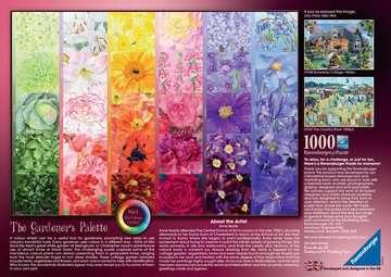 The Gardener s Palette - Cottage Garden, 1000pc Puzzles;Adult Puzzles - image 3 - Ravensburger