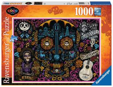 Coco - Mama Knows Best Puzzles;Puzzle Adultos - imagen 1 - Ravensburger