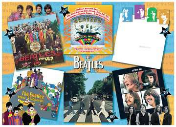 Beatles Albums 1967 - 1970 Jigsaw Puzzles;Adult Puzzles - image 2 - Ravensburger