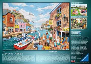 Summer Haven, 1000pc Puzzles;Adult Puzzles - image 2 - Ravensburger