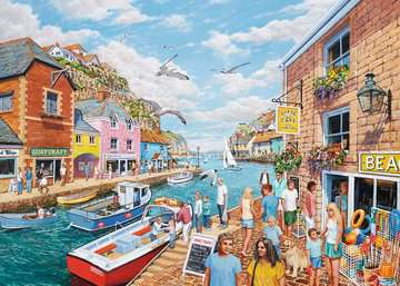 Summer Haven, 1000pc Puzzles;Adult Puzzles - image 3 - Ravensburger