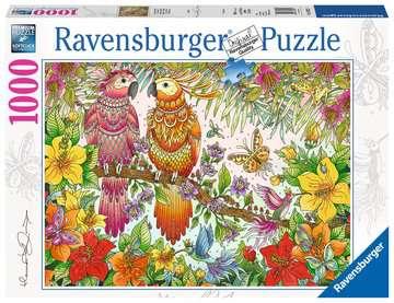 Tropische Stimmung Puzzle;Erwachsenenpuzzle - Bild 1 - Ravensburger