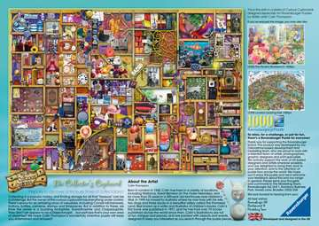 The Curious Cupboard No.6 - The Collector s Cupboard, 1000pc Puzzles;Adult Puzzles - image 2 - Ravensburger