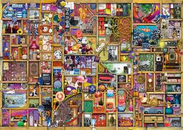 The Curious Cupboard No.6 - The Collector s Cupboard, 1000pc Puzzles;Adult Puzzles - image 3 - Ravensburger