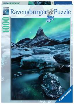 Stetind in Nord-Norwegen Puzzle;Erwachsenenpuzzle - Bild 1 - Ravensburger