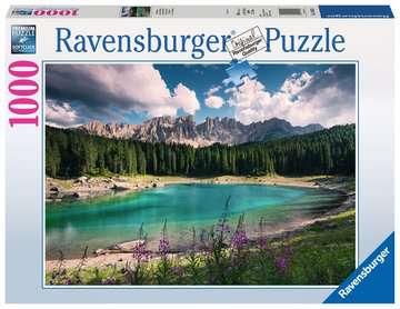 Puzzle 1000 p - Le joyau des Dolomites Puzzle;Puzzles adultes - Image 1 - Ravensburger