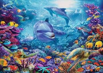 Prächtige Unterwasserwelt Puzzle;Erwachsenenpuzzle - Bild 2 - Ravensburger