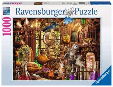 The Magicians Study, 1000pc Puzzles;Adult Puzzles - image 1 - Ravensburger